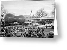 Carter Inauguration, 1977 Greeting Card by Granger