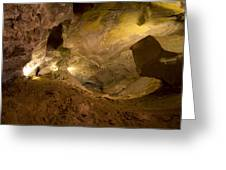 Cave Of The Winds Greeting Card by Nicholas Evans