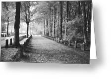 Cemetery at Ypres  Greeting Card by Simon Marsden