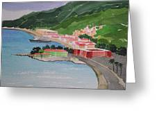 Charlotte Amalie Greeting Card by Robert Rohrich