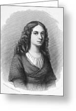 Charlotte Von Schiller Greeting Card by Granger