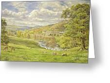 Chatsworth Greeting Card by Tim Scott Bolton