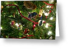 Christmas Greeting Card by Jon Berry