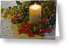 Christmas Time  Greeting Card by Sophie De Roumanie