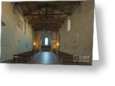 Church Of San Francesco Greeting Card by Rob Tilley