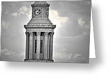City and County of Denver building Greeting Card by Christine Till