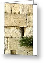 Citymarks Jerusalem Greeting Card by Roberto Alamino