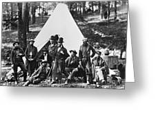 Civil War: Scouts, 1862 Greeting Card by Granger
