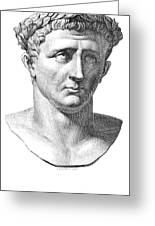 Claudius I (10 B.c.-54 A.d.) Greeting Card by Granger