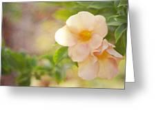 Closeness Greeting Card by Jenny Rainbow
