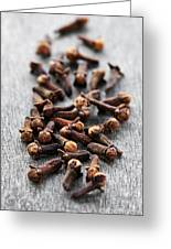 Cloves Greeting Card by Elena Elisseeva
