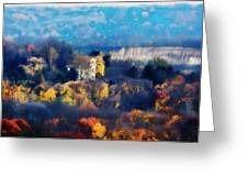 Cold Point Baptist Church Greeting Card by Bill Cannon