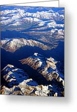 Colorado Rocky Mountains Planet Earth Greeting Card by James BO  Insogna