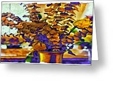 Colored Memories Greeting Card by Madeline Ellis