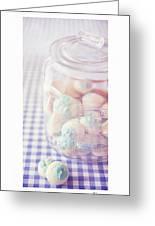 Cookie Jar Greeting Card by Priska Wettstein