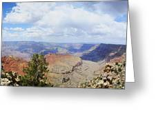 Crand Canyon Greeting Card by Patrick  Warneka