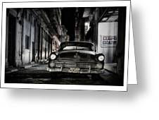 Cuba 20 Greeting Card by Marco Hietberg