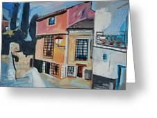 Cuenca Greeting Card by Henry Beer