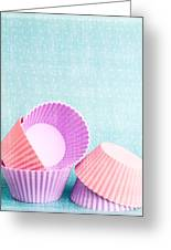 Cupcake Greeting Card by Edward Fielding