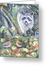 Cut It Out Greeting Card by Patricia Pushaw