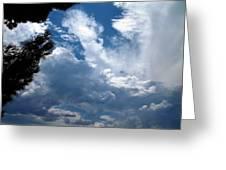 Deep Skies Greeting Card by Glenn McCarthy Art and Photography