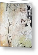 Desert Surroundings 2 By Madart Greeting Card by Megan Duncanson