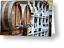 Diy Wine Greeting Card by Heather Applegate