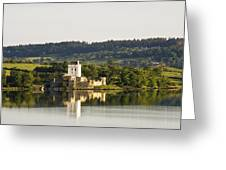 Doe Castle, County Donegal, Ireland Greeting Card by Peter McCabe