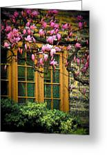 Dogwood In The Spring Greeting Card by Joyce Kimble Smith