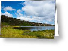 Donegal Scenic Greeting Card by Andrew  Michael
