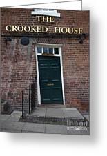 Doorway Detail Greeting Card by John Chatterley