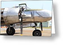 Douglas A26b Military Aircraft 7d15763 Greeting Card by Wingsdomain Art and Photography
