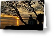 Dreaming Of San Juan Greeting Card by Dan Mihai