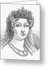 Duchess Of Angoul�me Greeting Card by Granger