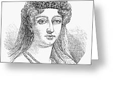 Duchess Of AngoulÊme Greeting Card by Granger