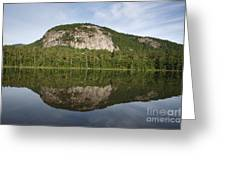 Echo Lake State Park - North Conway  New Hampshire Usa Greeting Card by Erin Paul Donovan