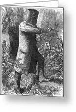 Edward (ned) Kelly Greeting Card by Granger