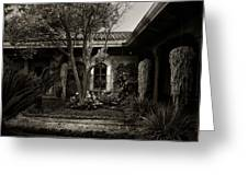 El Sitio Greeting Card by Tom Bell