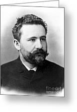 Emil Kraepelin, German Psychiatrist Greeting Card by Science Source
