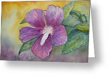 End of Summer Greeting Card by Stella Schaefer