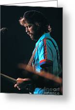 Eric Clapton Greeting Card by Marc Bittan