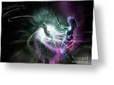 Eternel Feminin 02 Greeting Card by Miki De Goodaboom