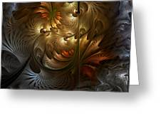 Evocation Greeting Card by Casey Kotas