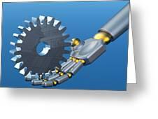 Evolution Of Technology Greeting Card by Laguna Design