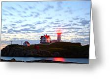 Exposing Daylight In Darkness Greeting Card by Rick  Blood