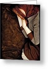 Florence Greeting Card by Pawel Piatek