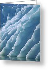 Fluted Edges Of Newly Rolled Greeting Card by Colin Monteath