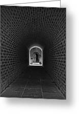 Fort Clinch Greeting Card by Mario Celzner