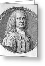 Francis Hutcheson Greeting Card by Granger