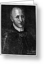 Fran�ois Coulon De Villiers Greeting Card by Granger